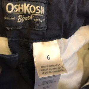 OshKosh B'gosh Bottoms - OshKosh Boys Pants